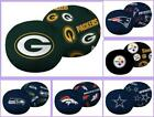 "NFL Licensed Plush Soft Cloud 11"" Travel Throw Toss Pillow - Choose Your Team"