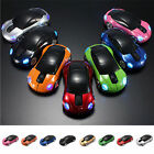 Wirless Mouse Car Wireless Gaming Mouse Optical Computer Mouse USB Mouse 8 Color