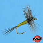Blue Wing Olive Dry Premium Fly Fishing Flies - One Dozen - Sizes Available***