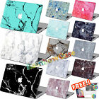 "Marble Painting Hard Case+key Cover+SP For Macbook Pro Air 11 13""15""Retina 12"" P"