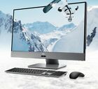 Dell Inspiron 27 Zoll UHD / FHD Display All In One PC QuadCore SSD AIO RealSense