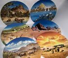 COLLECT PLATES - WILDLIFE and OTHER - BONE CHINA  - click SELECT to browse