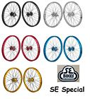 SE Racing Bicycle 20in BMX Wheel Set 3/8 Axle 36H FreeWheel D/Wall Variations