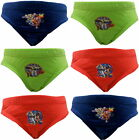 """Disney Toy Story """"The Gang"""" Boys 6 pack Briefs Underpants"""