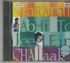 Shararat / Abhi To jee Lein / Chalaak   [Cd] Rpg  / UK  Made Cd