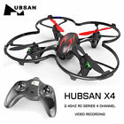 Hubsan X4 H107C 2.4G 4CH 6Axis RC Quadcopter W/ 720P HD Camera LED/ High Version