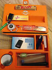 QUALITY DELUXE CHEEKY ONE smokers box smoking LARGE rolling kit 1 stash toker