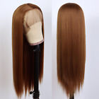 Kinky Curly Synthetic Lace Hair Wigs High Density Lace Front Wigs With Baby Hair
