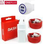 Original OnePlus Fast Car&Wall Charger DASH Adapter Cable For OnePlus 5T 5 3T 3