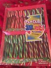 Dum Dums Candy Canes 4 Flavor Assortment, 15.8 Ounce... lot of 2 boxes... 36coun