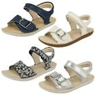 Clarks Girls Sandals - Ivy Blossom