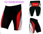 Bike Race Shorts Compression Men's Breathable Cycling Bottoms Padded MTB Tights