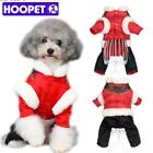 HOOPET Pet Dog Chinese Traditional Tang Suit Four-leg Jumpsuit Costumes Cotton-p