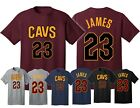 Cleveland Cavaliers Lebron James Jersey Mens T Shirt MVP king james cavs champs