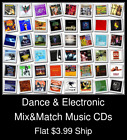 Social & Electronic(9) - Mix&Match Music CDs - $3.99 flat ship