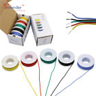 30 28 26 24 22 20 18awg 5 colors Flexible Silicone Wire Tinned Copper line