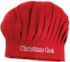 Christmas Party Perfect Cooking Hat Fun Festive Xmas Fancy Chefs Headwear UK