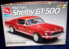 Viintage AMT Ertl 1968 Shelby Ford GT-500 #6541  1/25th Scale 1990 Nice!