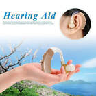 AXON V-163 Behind Ear Sound Amplifier Digital Hearing Aid Earplugs Audiphone Kit