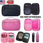 Multifunction Travel Cosmetic Bag Makeup Case Pouch Toiletry Organizer Chic USA