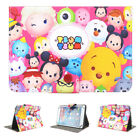 "universal 7.0"" 7inch tablet case pu leather protective kids cartoon stand cover"