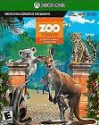 Zoo Tycoon: Underlying Animal Collection (Microsoft Xbox One, 2017) NEW SEALED