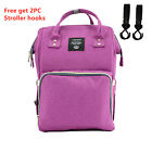 LEQUEEN Mummy Maternity Nappy Diaper Bag Large Capacity Baby Bag Travel Backpack <br/> US STOCK&radic;BUY 1, GET 1 AT 5% OFF&radic;