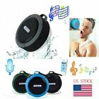 handsfree wireless bluetooth speaker suction car shower