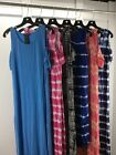 Womens DESIGN HISTORY Cold Shoulder Maxi Dress -- NWT -- choose color/size