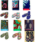 beach towel size - Vera Bradley BEACH TOWEL & FLIP FLOPS Size 7 8 9 10 - U Choose your Design (New)