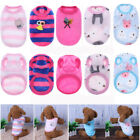 Pet Dog Clothes Jacket Coat Puppy Cat Fleece Vest Winter Warm Shirt Sweater