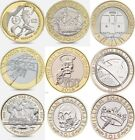 UK Great Britain British Various Commemorative £2 Coins Two Pound Coin RARE