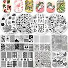 UR SUGAR Nail Stamping Template Nail Art  Valentine's Day Plate