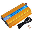 1000W MPPT Function On Grid Tie Inverter for 18V/36cells Solar Panel AC110V/220V