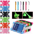 US Shockproof Silicone Stand Cover Case For Amazon Kindle Fire 7/8/10 inch Table