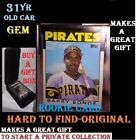 Barry Bonds Rookie Card Topps 1986-Trade Number 11-T