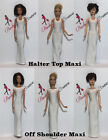 OOAK Barbie Model Muse Maxi Dresses