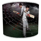 Test Cricket Lampshades Ideal To Match Twenty20 Test Cricket Wallpaper & Borders