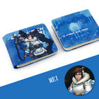 Overwatch Game Wallets OW 20 Heroes New Design Purese With 6 Card Holders