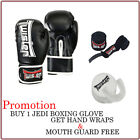 best boxing training gloves - Boxing MMA Gloves Set With Hand Wrap & Mouth Guard Best For training