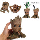 Galaxy Guard Galaxy Baby Guardians Groot Flower Pot Tree People PVC Doll 16cm