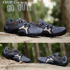 Outdoor Mountaineering Shoes Sport Men's Lace-up Hiking Boots For Climbing PN