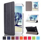 Flip Cover Stand Leather Screen Protector Case For Samsung Galaxy Tab A 8.0