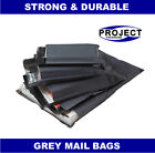 All Sizes 55mu Grey Mailing Bags Postal Postage Post Mail 6x9 9x12 12x16 17x24