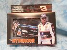 Nascar 2000 Dale Earnhardt Playing Card Collectible TiN  Numbered 2 Decks unused