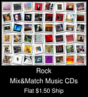 Rock(3) - Mix&Match Music CDs U Pick *NO CASE DISC ONLY*