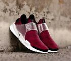 Nike sock dart Qs safari 942198 600 gym red black white Size 10 And 11