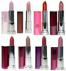 Maybelline Color Sensational Lipstick ~You Choose~ B2G1 FREE (Add All 3 to Cart)