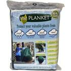 Planket Plant Frost Blanket and Protection Cover, 10 Ft Round