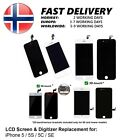 For iPhone 5 5S LCD Display Touch Screen Digitizer Replacement SE 5C